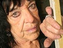 Carmen Silva, para el lanzamiento de Mujeres sin Pelos en la Vagina.
