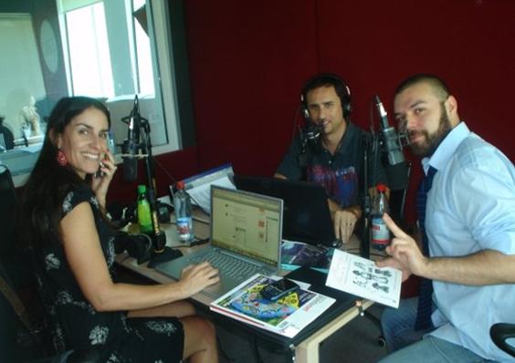 Entrevista Radio Zero
